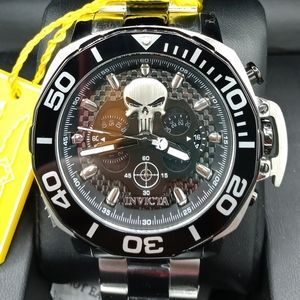 FIRM PRICE-Invicta Limited Edition Punisher Watch